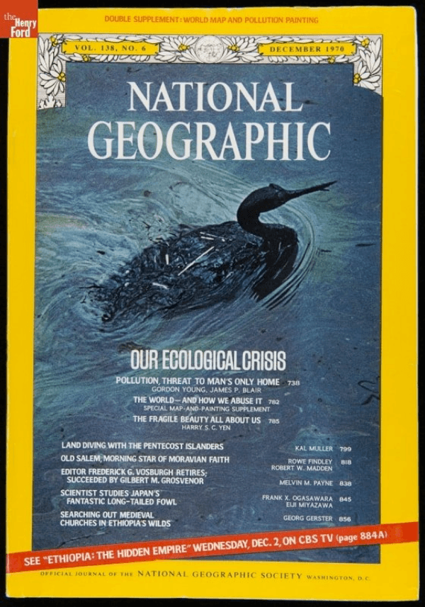 National Geographic Ecological Crisis