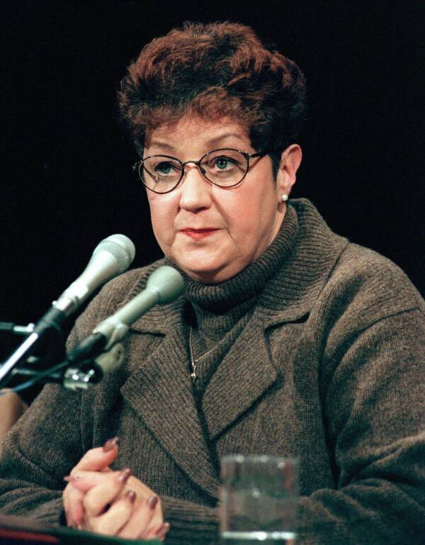 Norma McCorvey Testimony