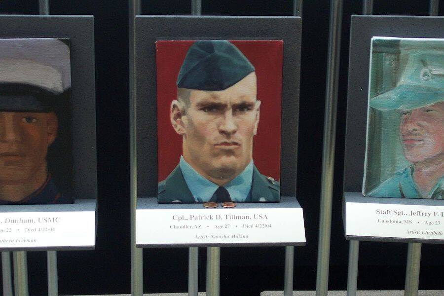 Faces Of The Fallen Tribute