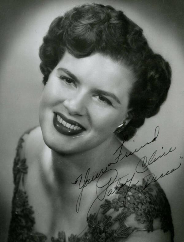 Patsy Cline Death