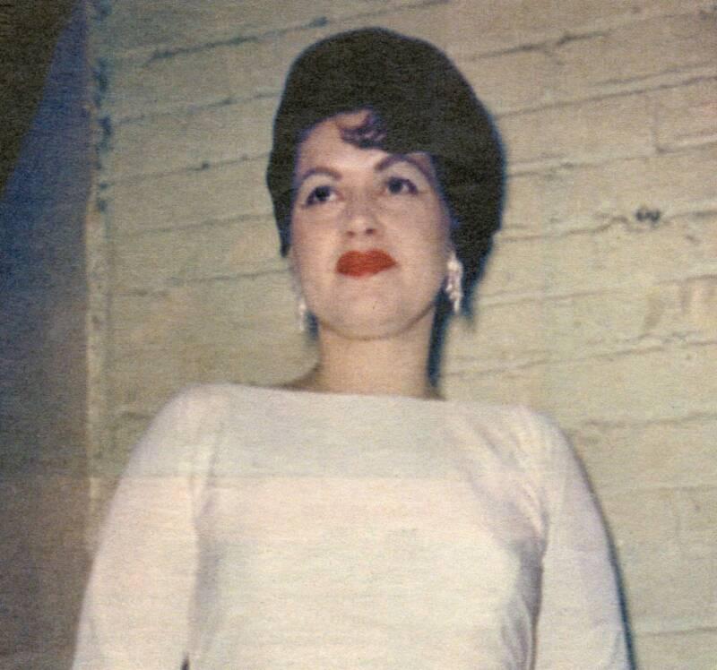 Patsy Cline Final Photograph