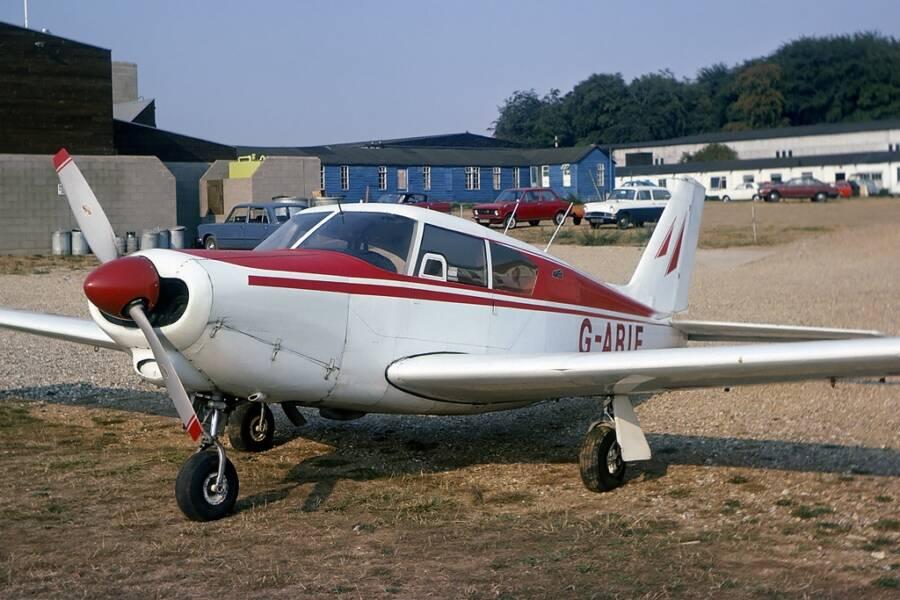 Small Comanche Plane