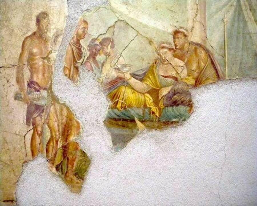 Roman Wall Painting