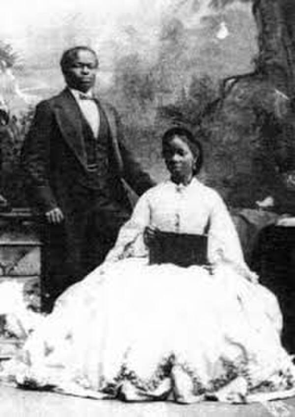 Sarah Forbes Bonetta Marriage