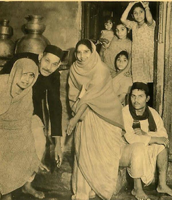 Shanti Devi And Family