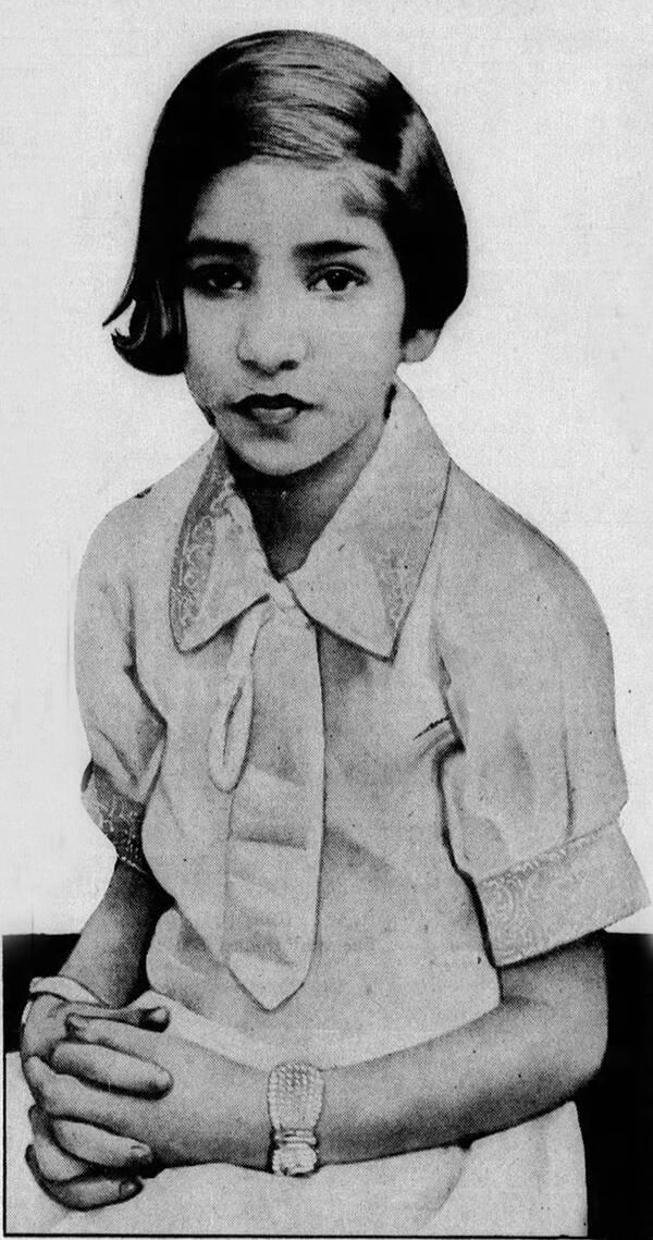 Shanti Devi As Child