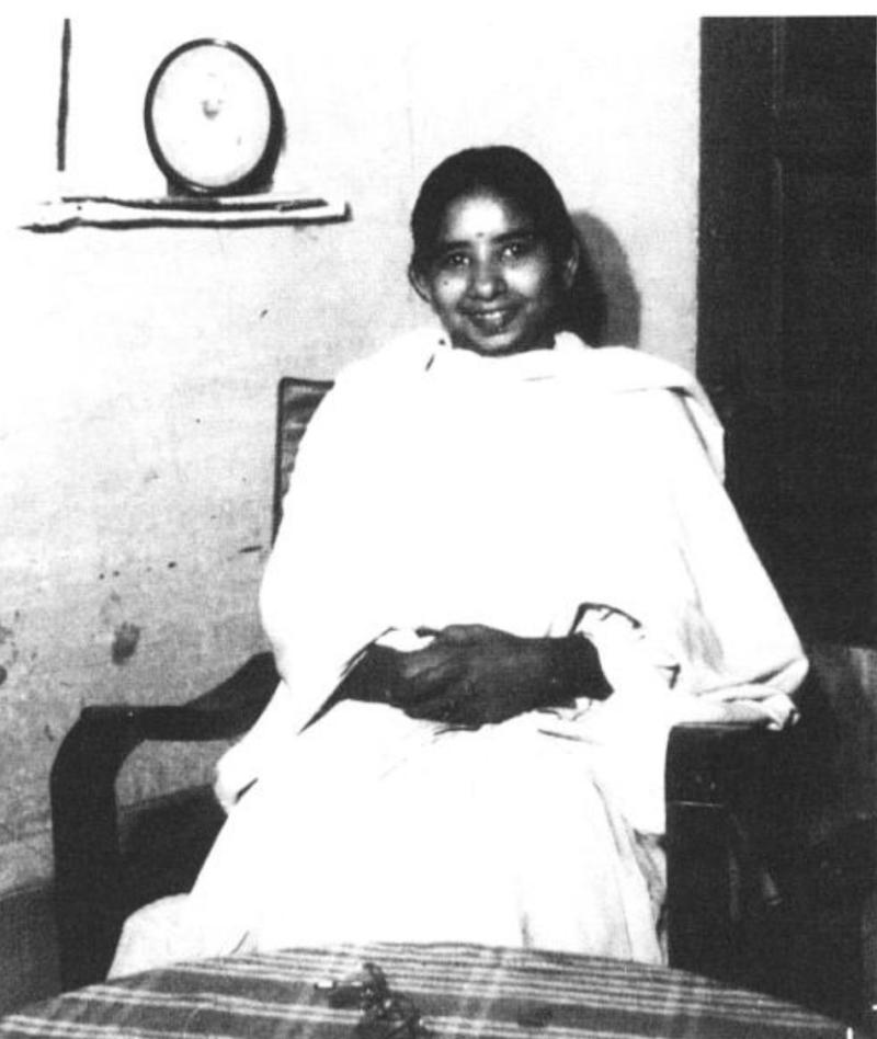 Shanti Devi Sitting