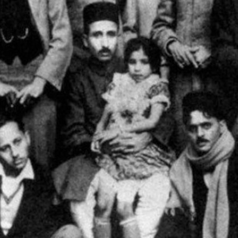 Shanti Devi With Family