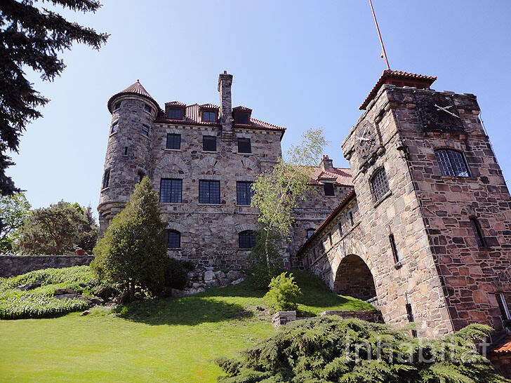 Singer Castle Side View
