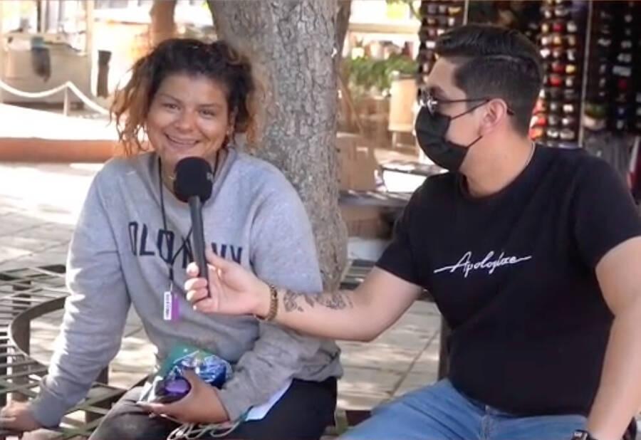 Sofia Juarez Tiktok Interview