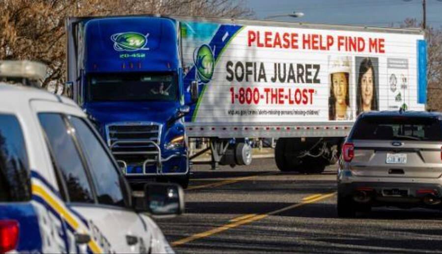Sofia Juarez Truck