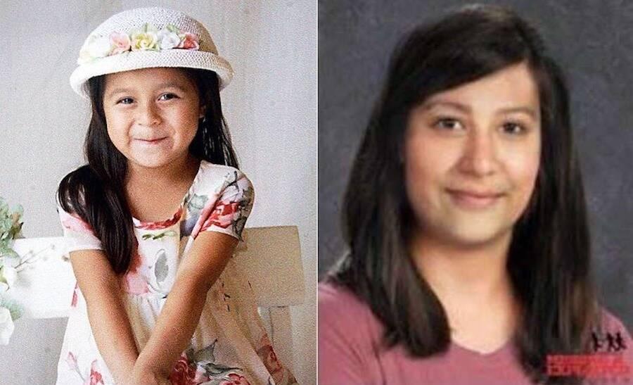 Sofia Juarez Young And Age Progressed