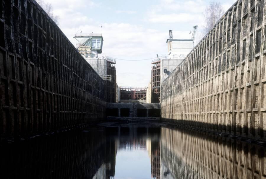 White Sea Canal 1994