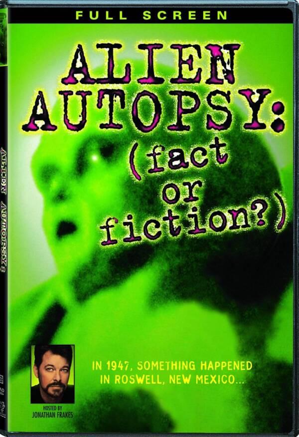 Alien Autopsy Fact Or Fiction