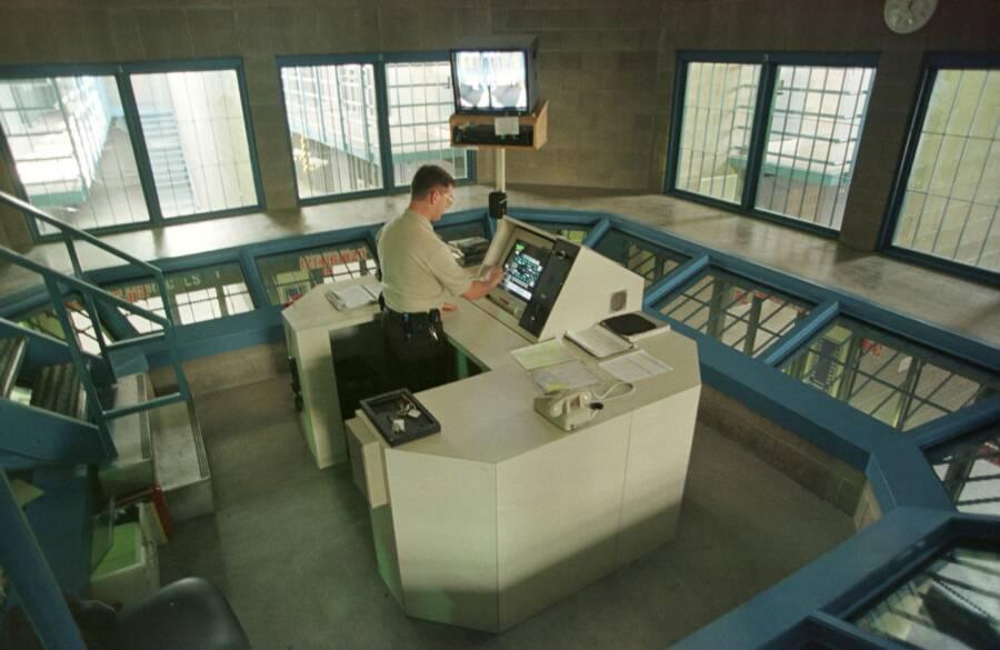 Arizona State Prison Guard Station