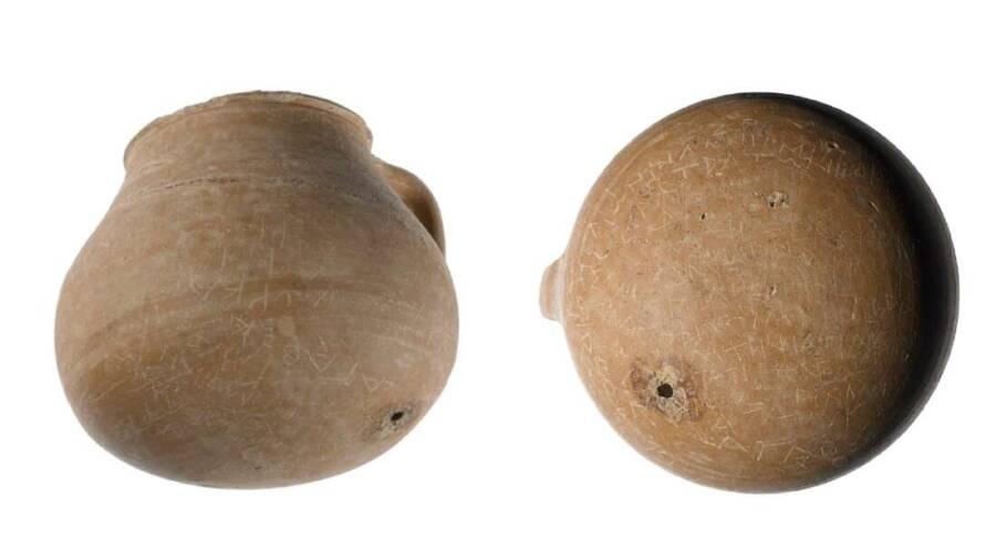 Athenian Curse Jar