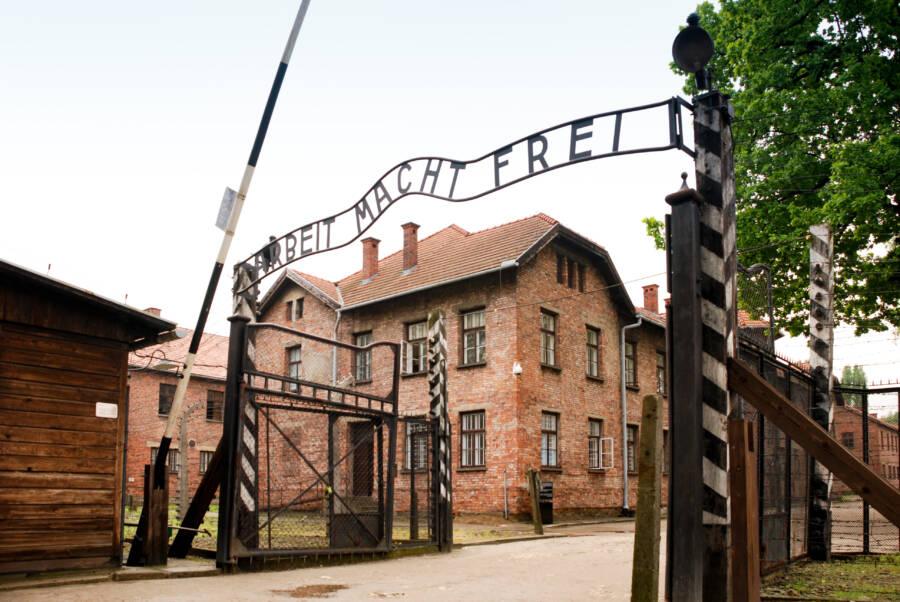 Auschwitz Gates