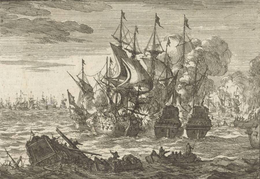 Battle Of Beachy Head