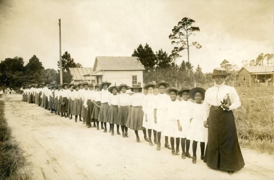Daytona Educational and Industrial School for Negro Girls
