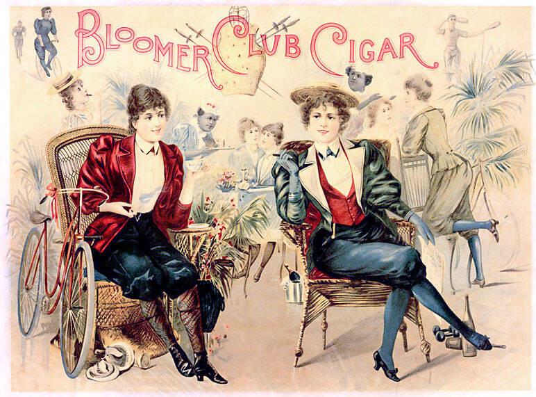 Bloomer Club Cigars