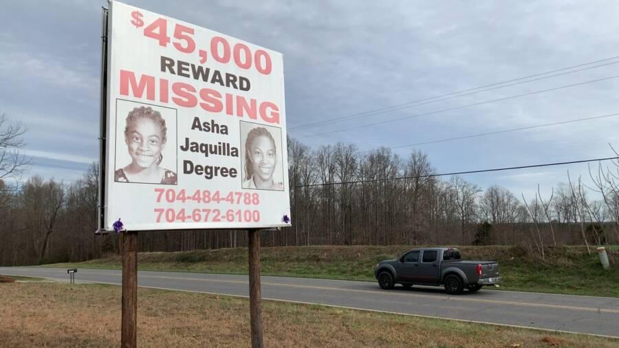 North Carolina Highway 18 Billboard