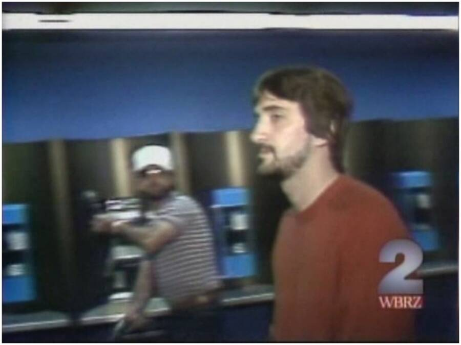 Gary Plauche Newscast Shooting