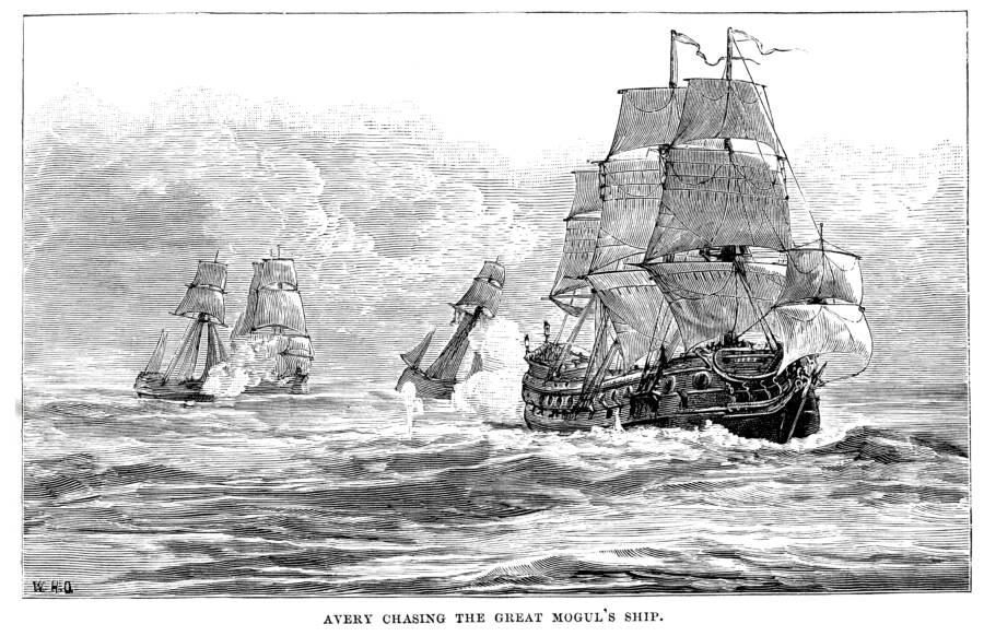 Henry Every's Ship