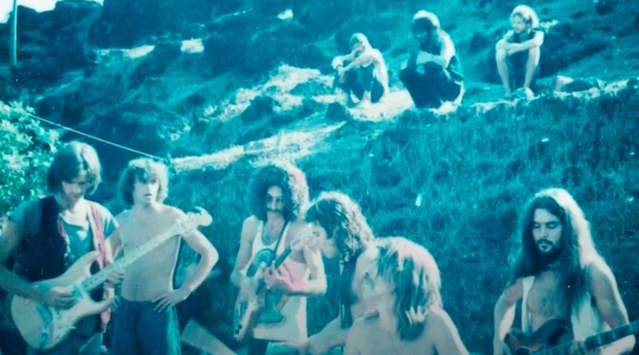 Goa Hippie Movement