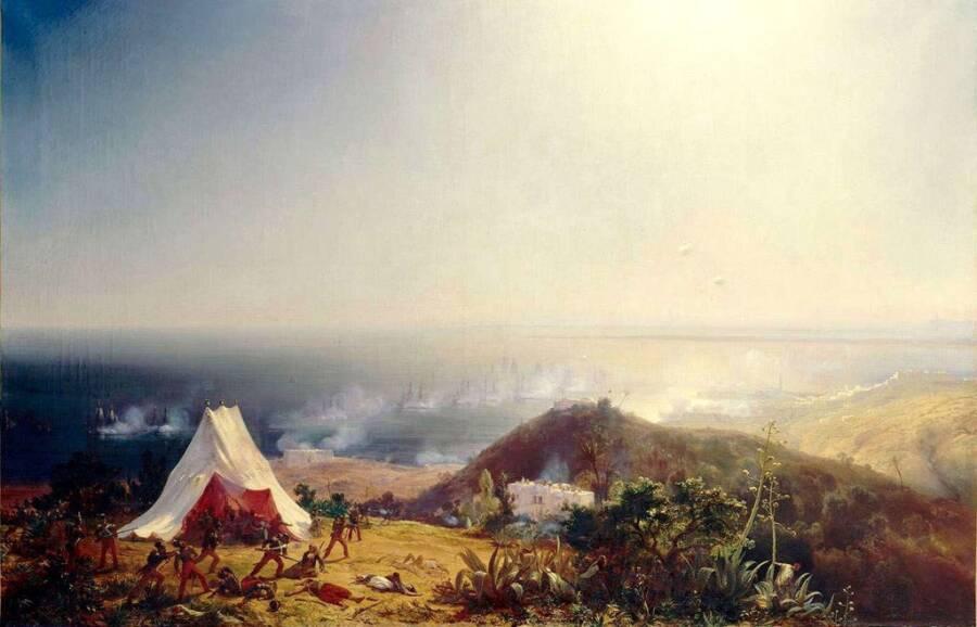 Invasion Of Algeria