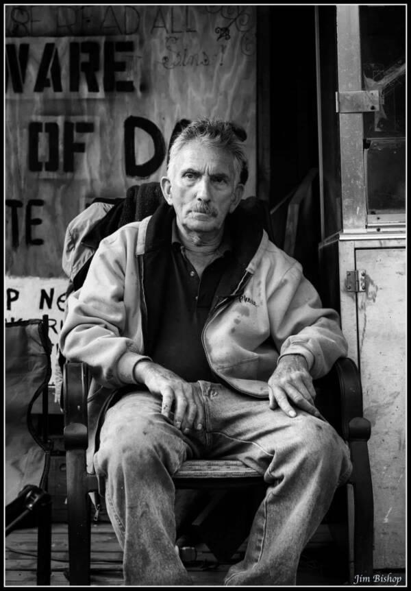 Jim Bishop Portrait