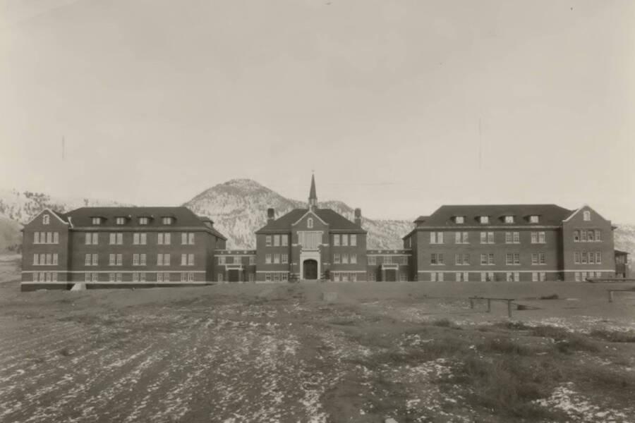 Kamloops School Building