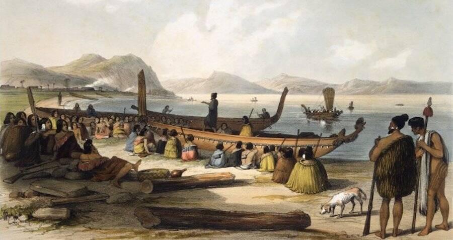 Boundless 2015 - Spirit of the Founder captured in Māori haka
