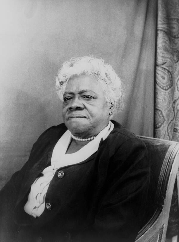 Mary McLeod Bethune Portrait