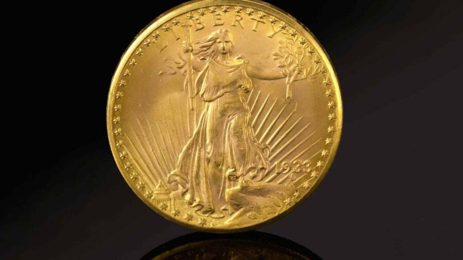 Most Expensive Coin In World