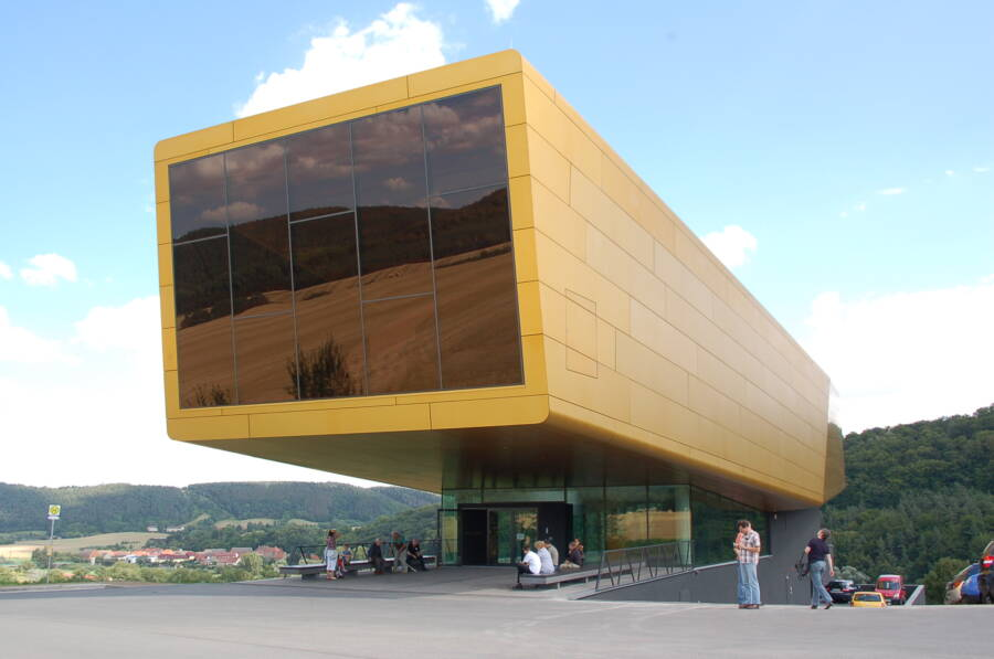 Nebra Sky Disk Museum