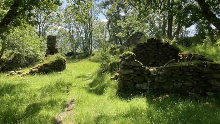 Haunted Scottish Village For Sale