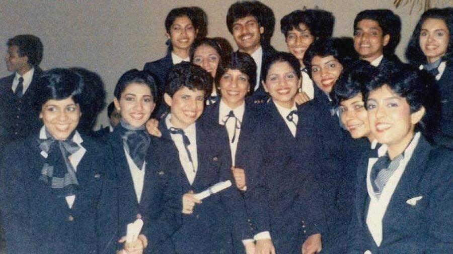 Pan Am Flight 73 Crew