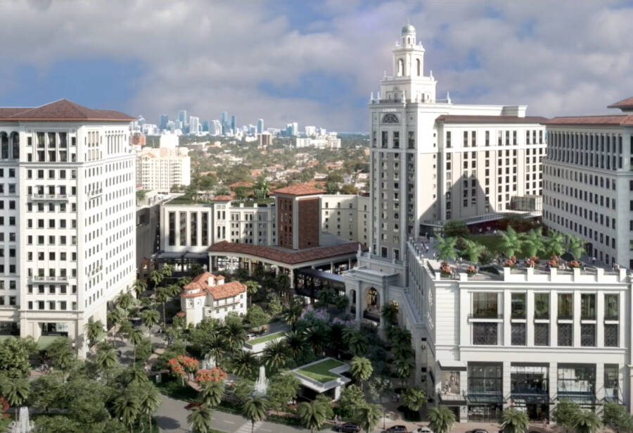 Plaza Coral Gables Overview