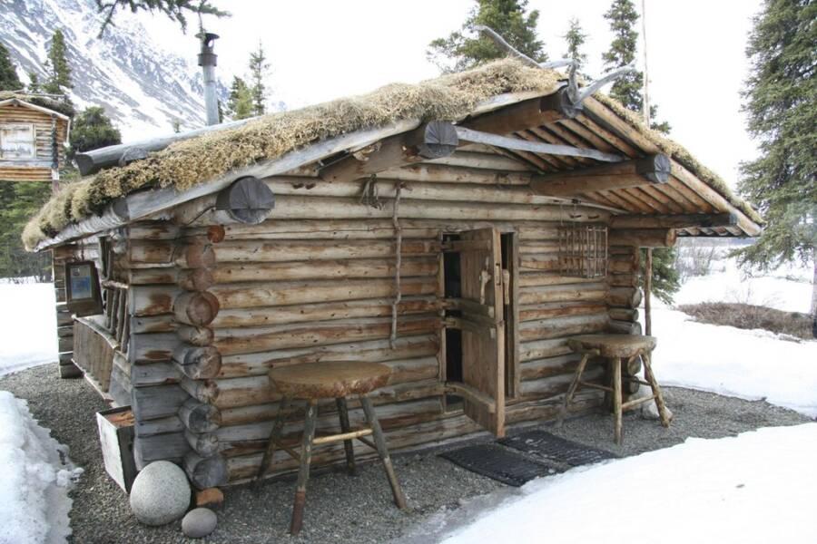 Richard Proenneke Cabin