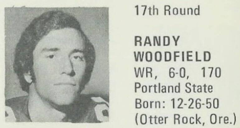 Randall Woodfield Draft