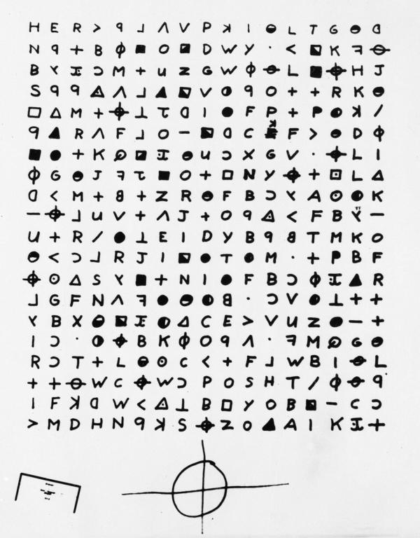 Zodiac Killer Cipher Solved