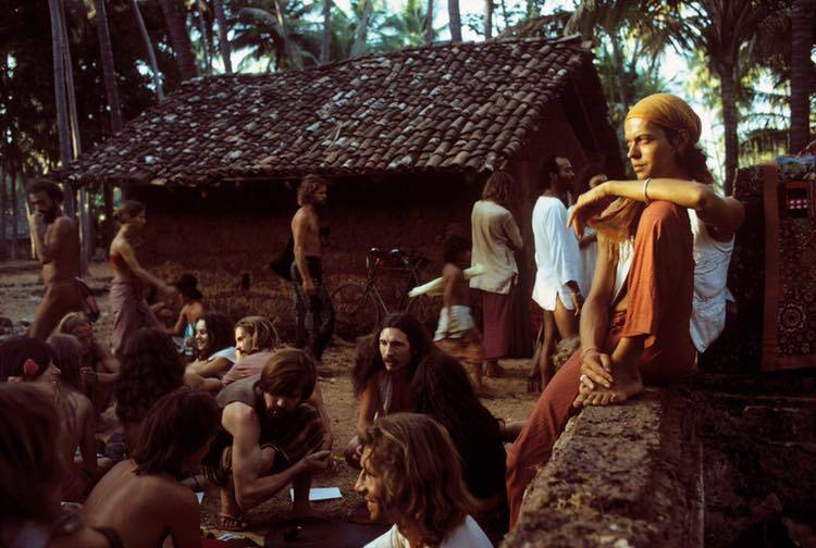Find hippies to where Hippie Havens