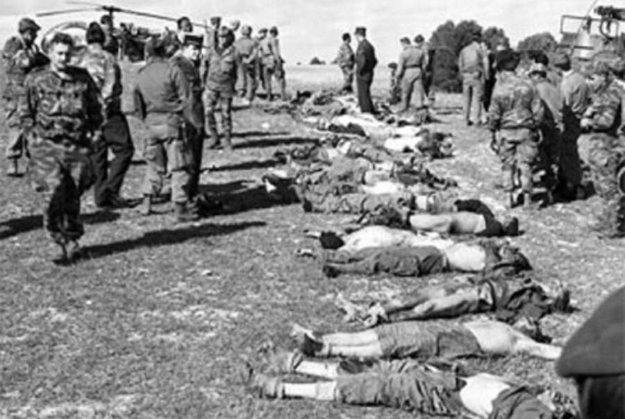 Before The French Algerian War