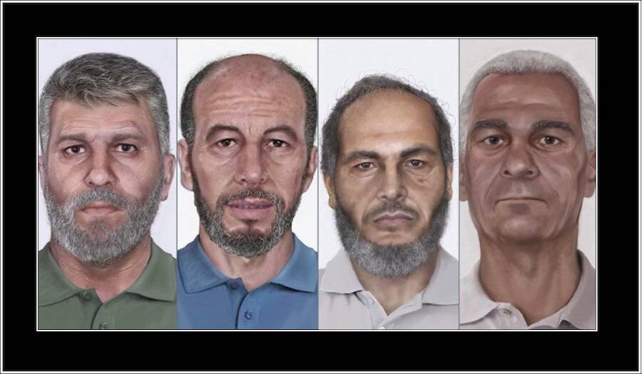 Terrorists Of Pan Am Flight 73