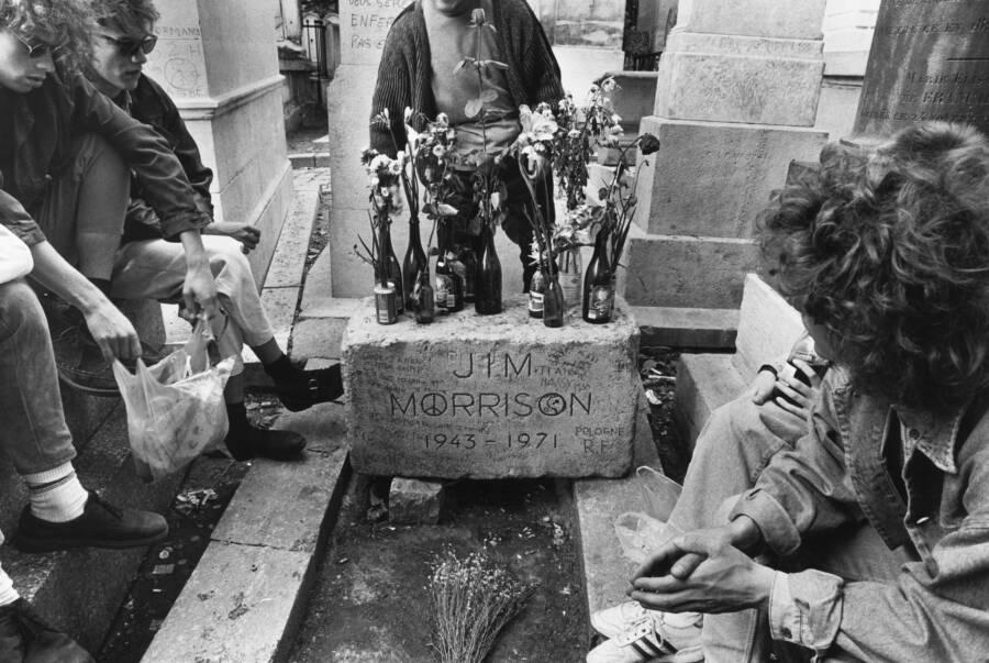 The Paris Grave