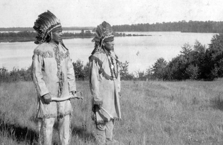 Two Passamaquoddy Men