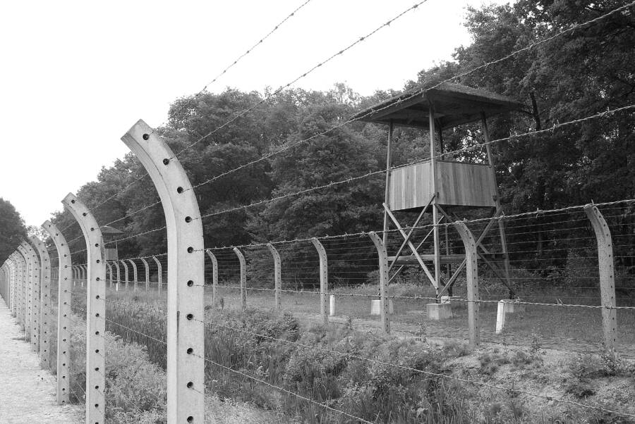 Vught Concentration Camp