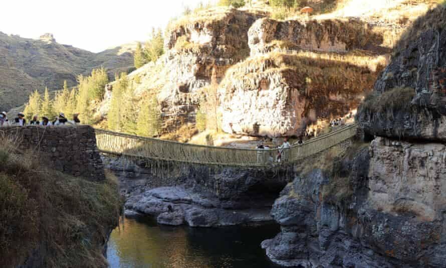 Weaving The Bridge