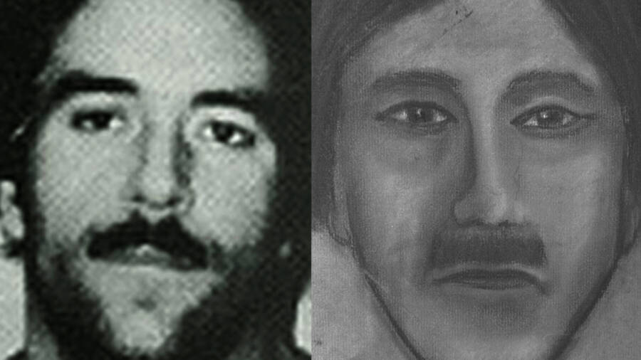 Woodfield Police Sketch