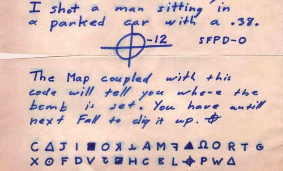 Zodiac Cipher Z32